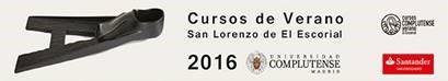 Curso de verano de la Universidad Complutense de Madrid - 2016