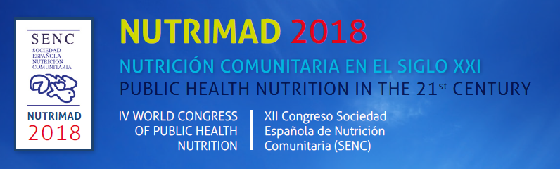 Congreso NUTRIMAD 2018