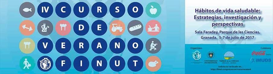IV Curso de Verano FINUT: Hábitos de vida saludable: Estrategias, investigación y perspectivas