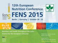 12th European Nutrition Conference