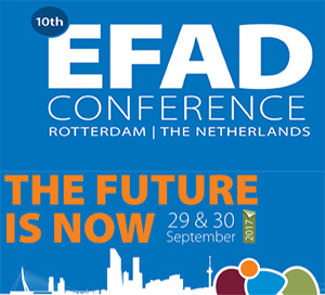 10th EFAD conference 'The Future is Now