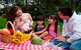 Comer en familia: hacer de la rutina salud
