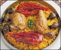 Arroz a las cinco villas