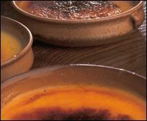 Crema catalana tradicional