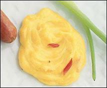 Salmonetes a la plancha con salsa de mostaza