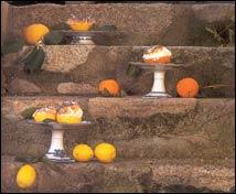Soufflé de naranja