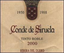 Conde de Siruela