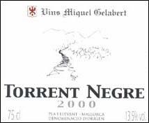 Torrent Negre