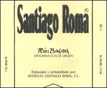 Albariño Santiago Roma