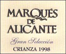 Marqués de Alicante