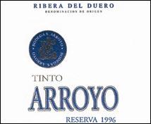 Tinto Arroyo Reserva