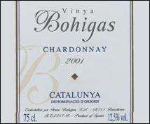 Vinya Bohigas