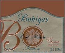 Bohigas Reserva