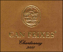 Can Feixes Chardonnay