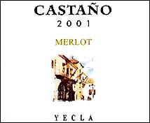 Castaño Merlot