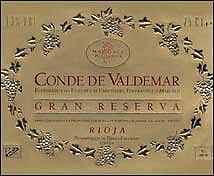 Conde de Valdemar Gran Reserva