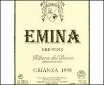 Emina Crianza 98