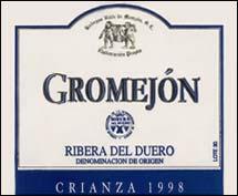 Gromejón Crianza