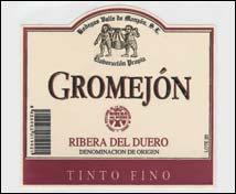 Gromejón Tinto Fino