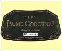 Jaume de Codorniú Brut