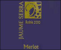 Jaume Serra Merlot