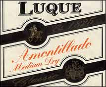 Luque Amontillado