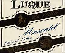 Luque Moscatel