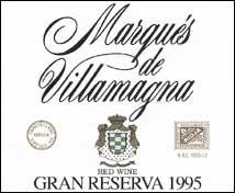 Marqués de Villamagna