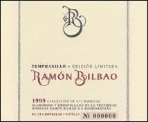 Ramón Bilbao Crianza Edición Limitada