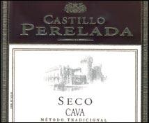Castillo de Perelada Seco