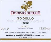 Dominio de Tares Godello