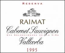 Raimat Vallcorba (1995)