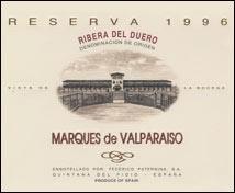 Marqués de Valparaíso