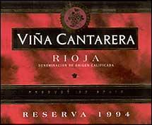 Viña Cantarera Reserva