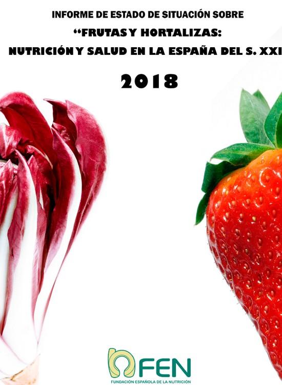 """Informe de estado de situación sobre """"frutas y hortalizas: nutrición y salud en la España del siglo XXI"""""""