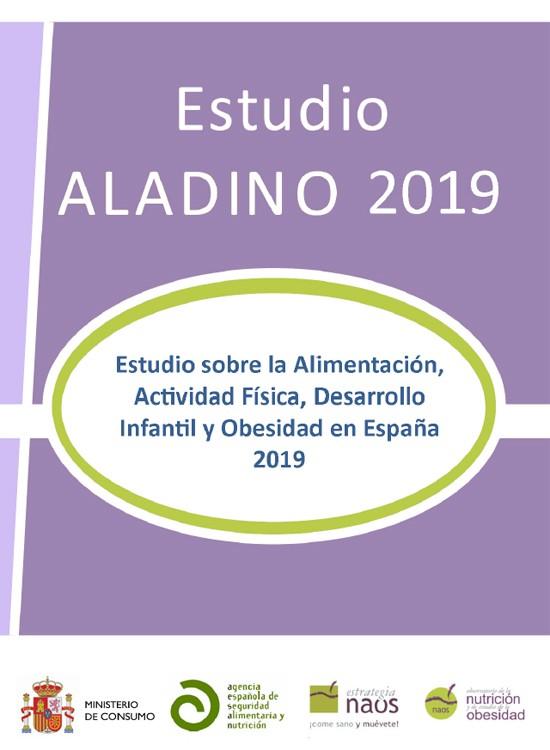 Estudio de Vigilancia del Crecimiento, Alimentación, Actividad Física, Desarrollo Infantil y Obesidad en España 2019